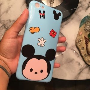 IPHONE 6S PLUS BLUE MICKEY CASE